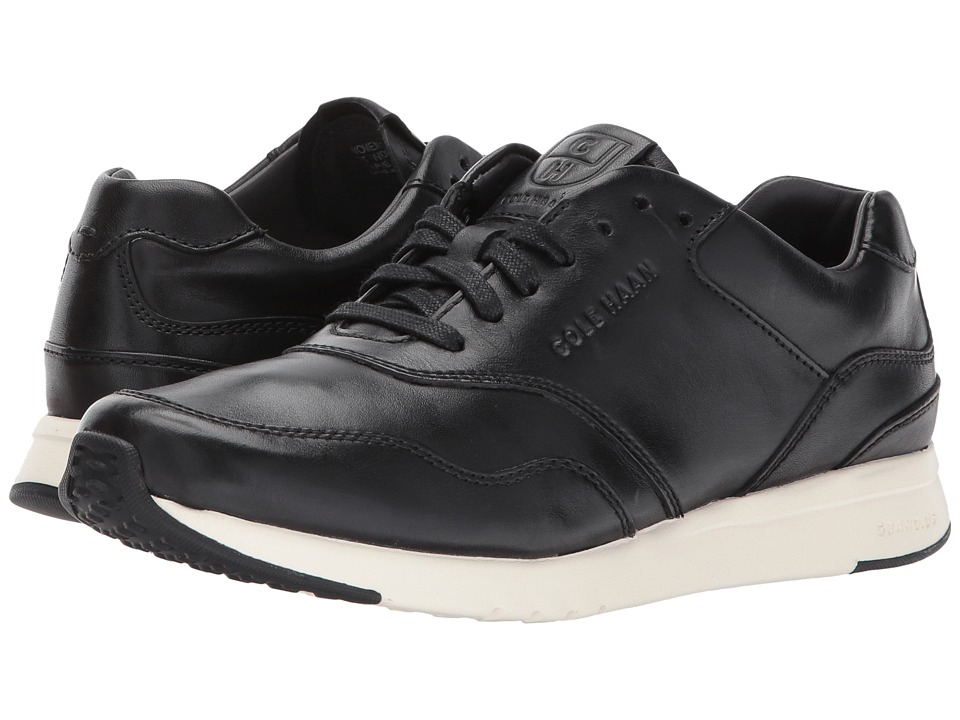 Cole Haan Grandpro Runner (Black Leather) Women