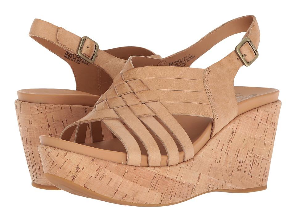 Vintage Sandal History: Retro 1920s to 1970s Sandals Kork-Ease Adelanto Sand Womens  Shoes $145.00 AT vintagedancer.com