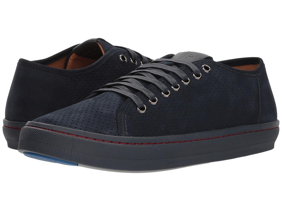 Donald J Pliner - Dan (Navy) Men's Sandals