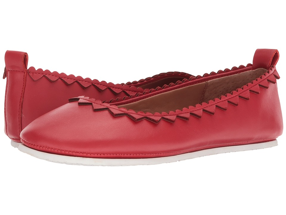 Gentle Souls - Dana Hearts (Lipstick) Women's Shoes