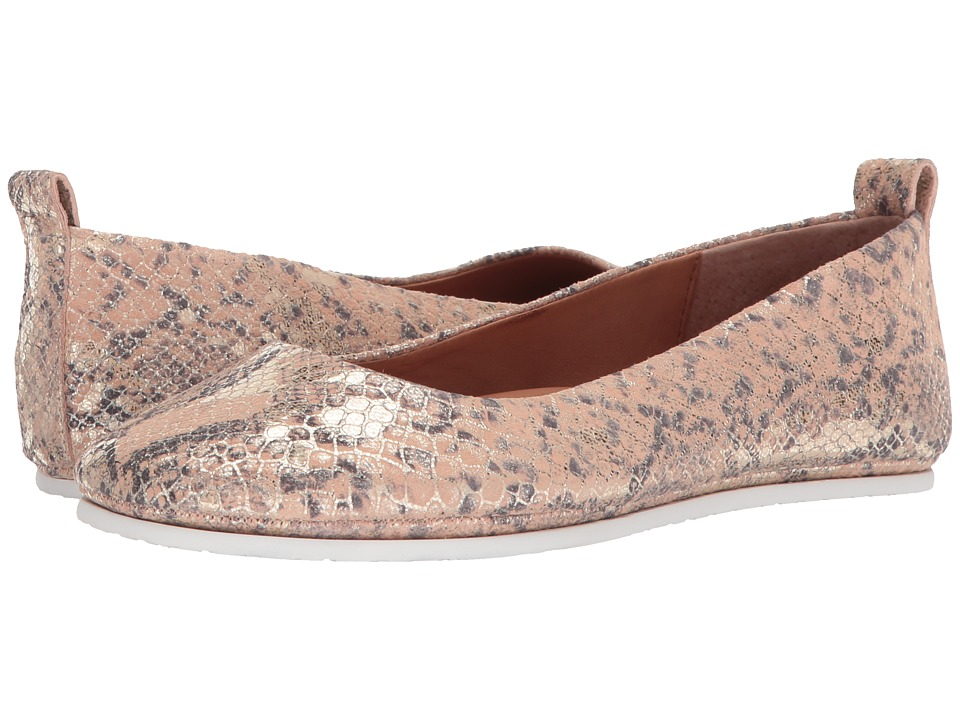 Retro Vintage Flats and Low Heel Shoes Gentle Souls - Dana Floral Womens Flat Shoes $160.00 AT vintagedancer.com