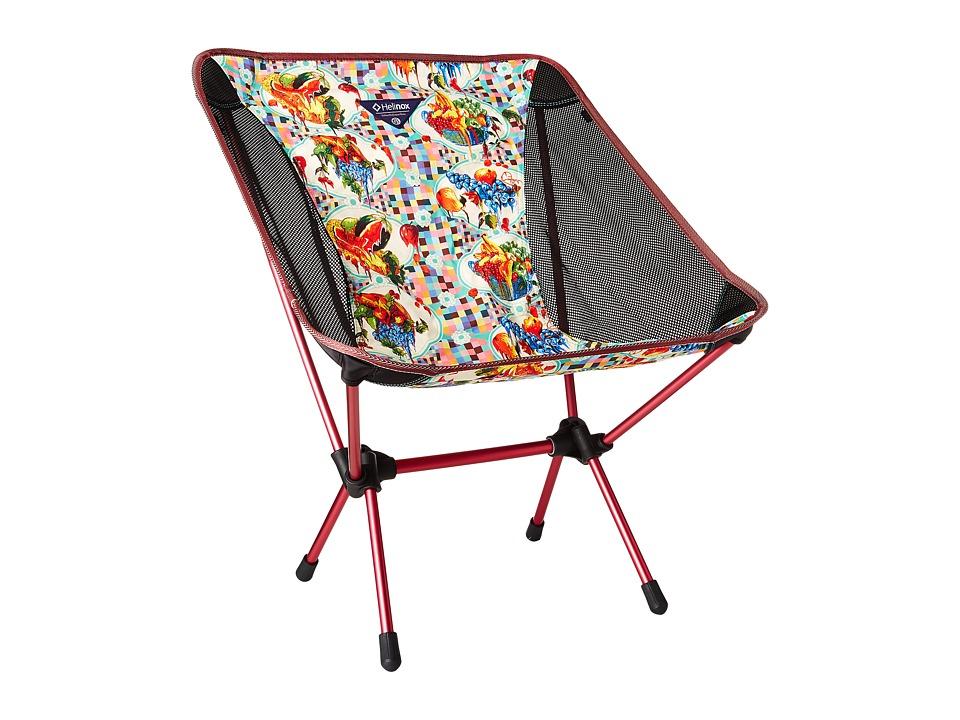 Big Agnes - Helinox X Monro Chair Elite (Sueno Fruta Print) Outdoor Sports Equipment