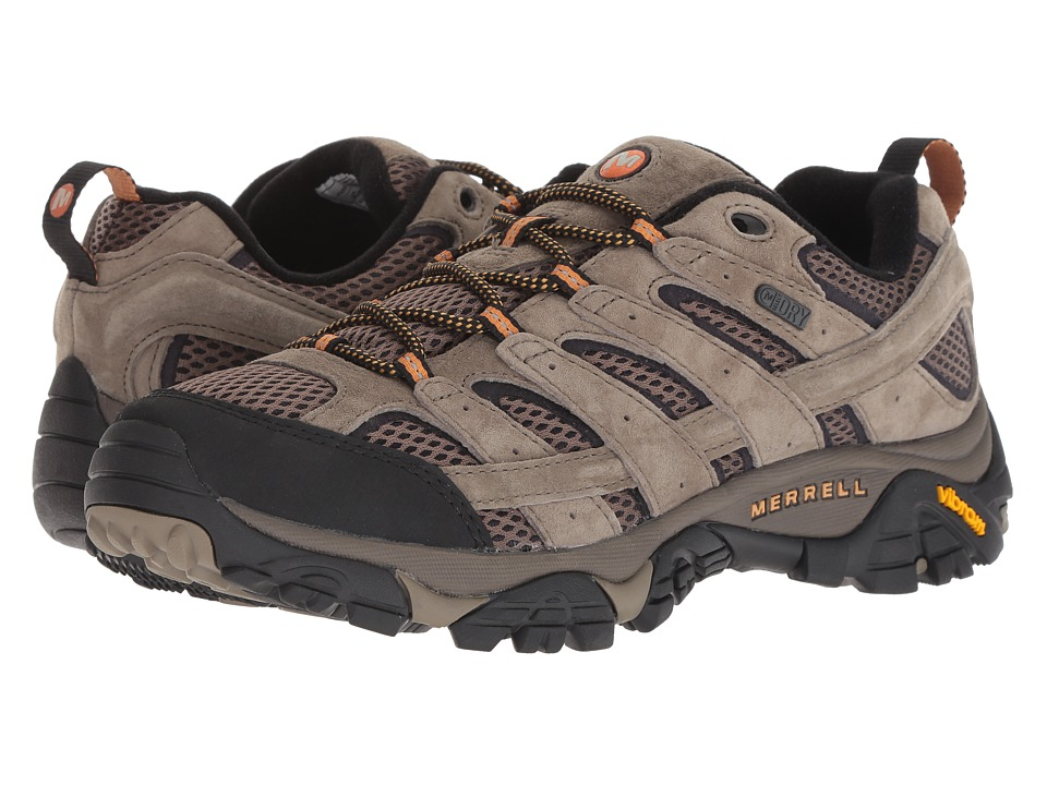 Merrell - Moab 2 Waterproof (Walnut) Mens Shoes