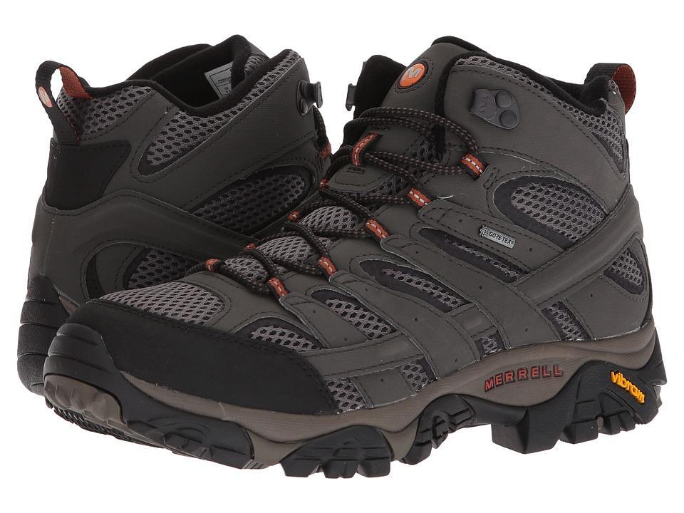 Merrell Moab 2 Mid GTX (Beluga) Men's Shoes