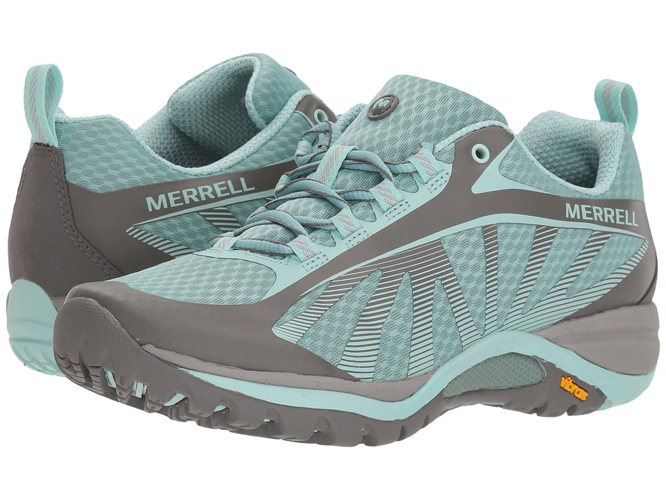 Merrell Siren Edge (Bleached Aqua) Women's Shoes