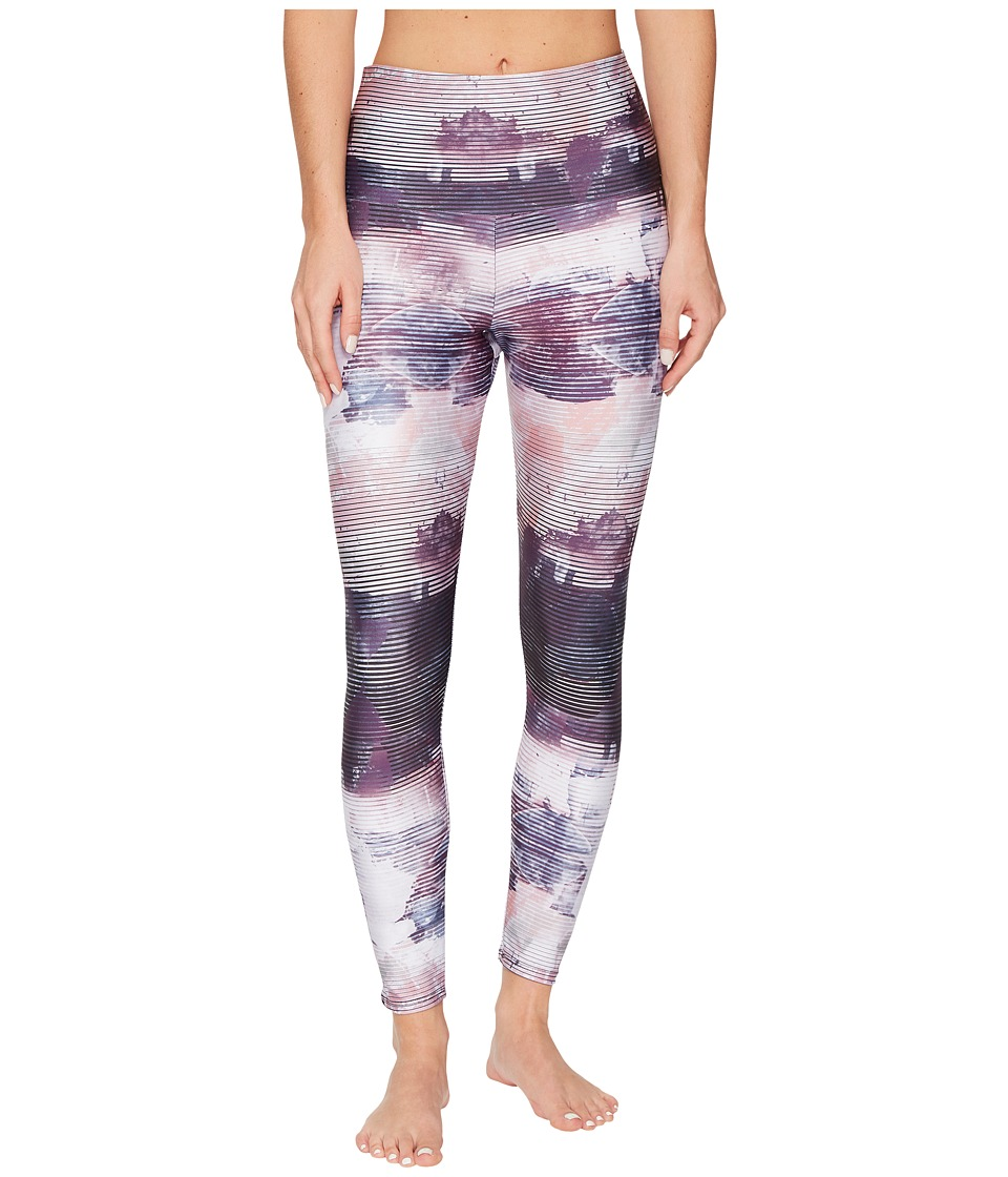 Onzie High Basic Capris (Abstract) Women