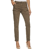 ROMEO & JULIET COUTURE - Zipper Pocket Solid Pants
