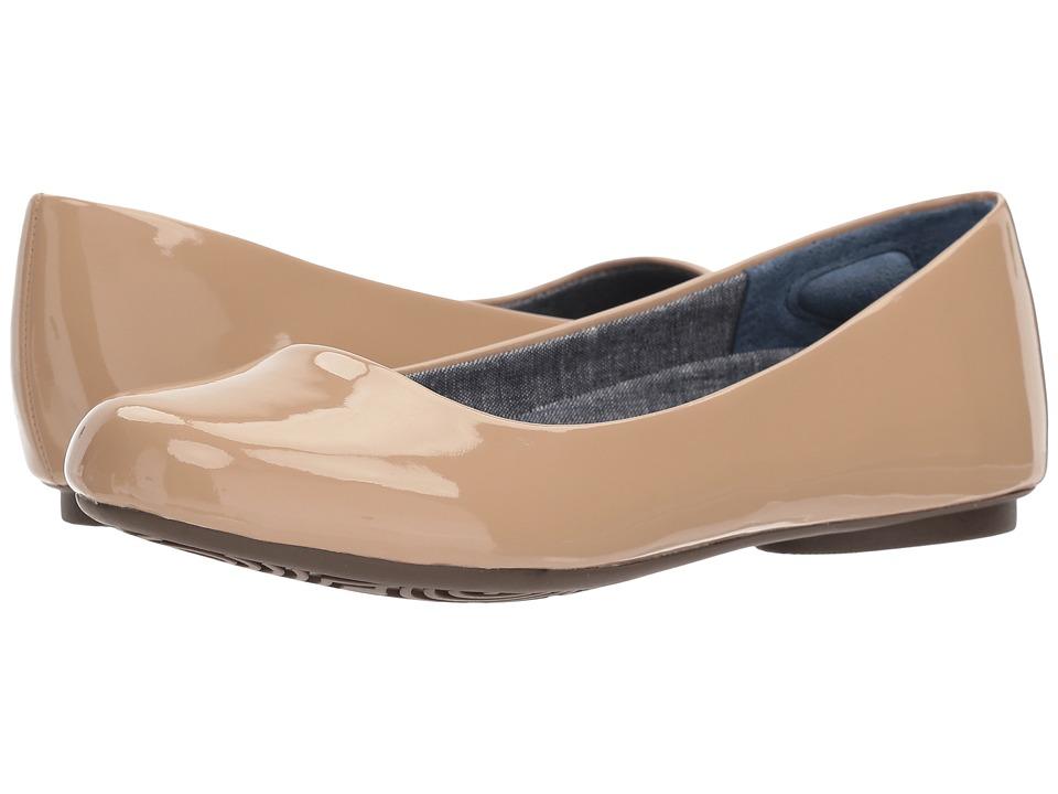 Dr. Scholl's Friendly 2 (Caravan Sands Patent) Women's Shoes