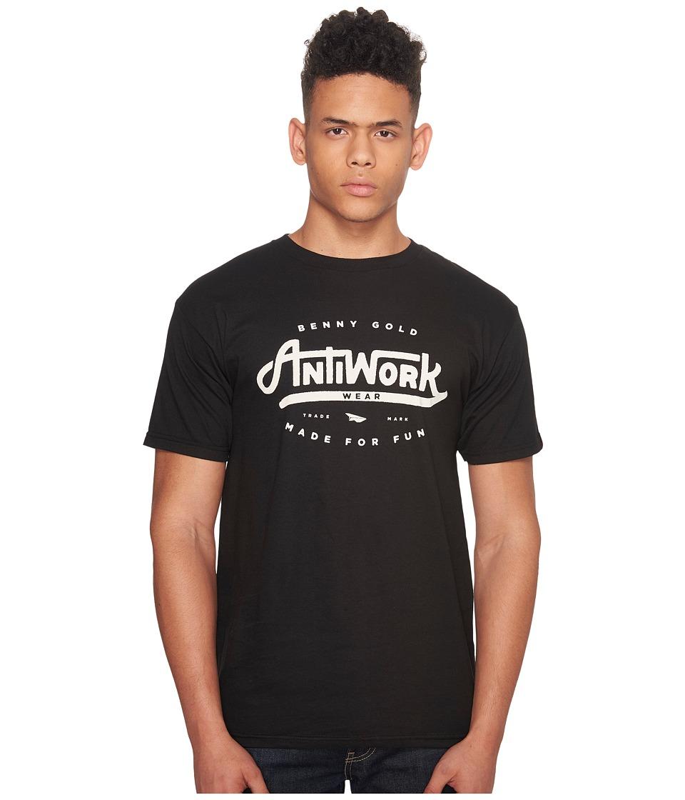 Benny Gold - Anti-Work Wear T-Shirt