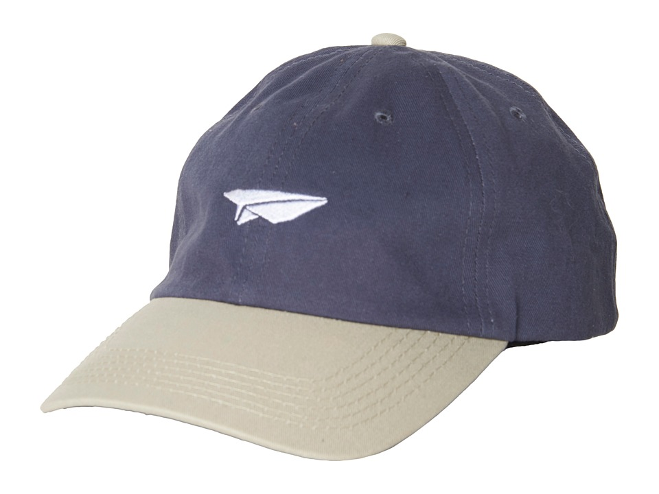 Benny Gold - Paper Plane Twill Dad Hat