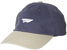 Benny Gold Paper Plane Twill Dad Hat