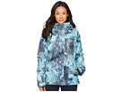 Roxy Wilder Printed 2L Gore-Tex Snow Jacket