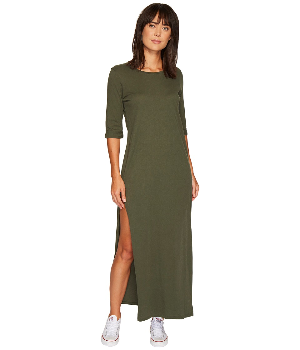 Tavik - Parker Short Sleeve Maxi Dress