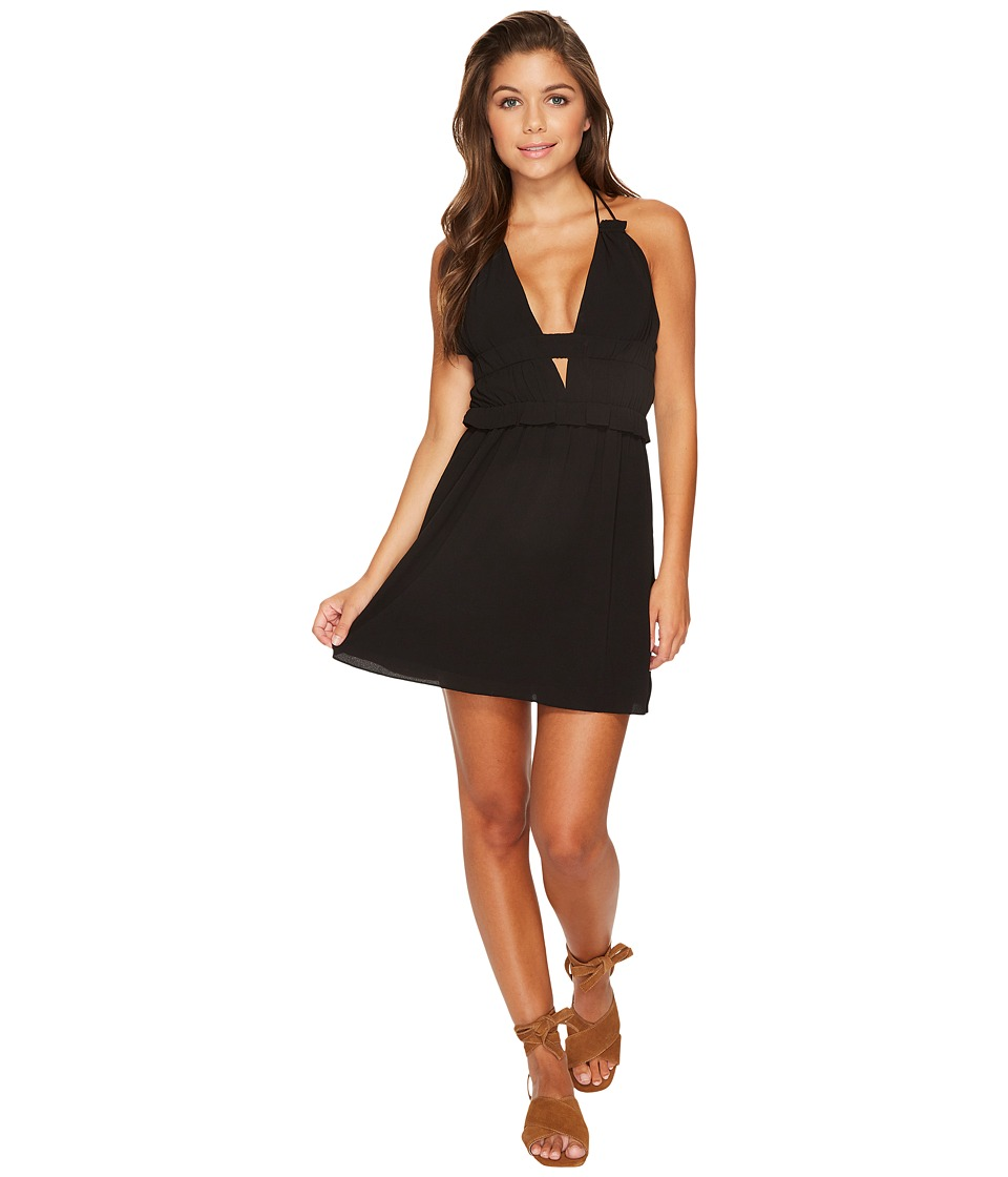 Tavik - Rose Halter Mini Dress