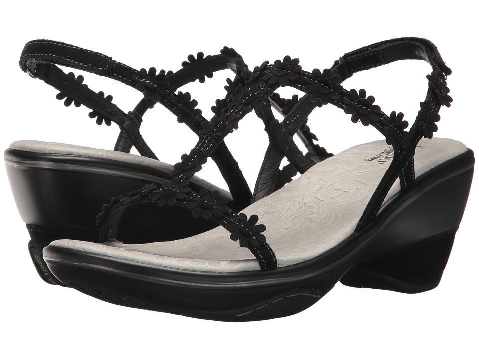 Jambu - Cybill (Black) Womens Shoes