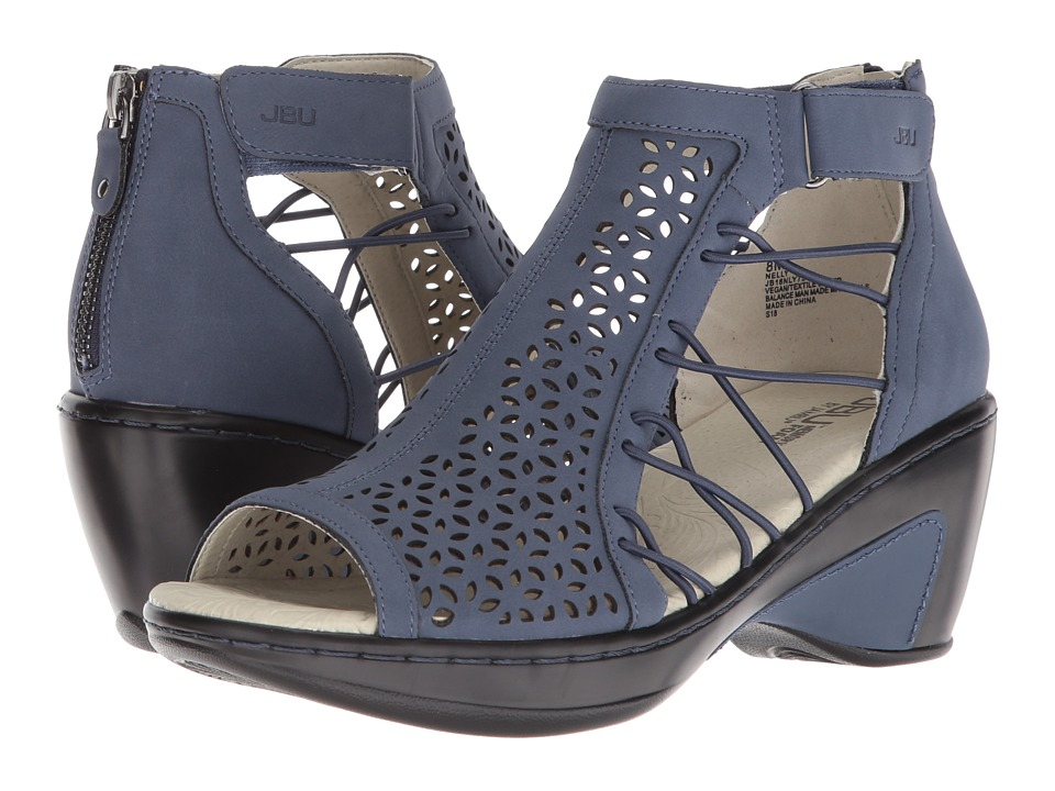 JBU Nelly (Navy) Women's Shoes