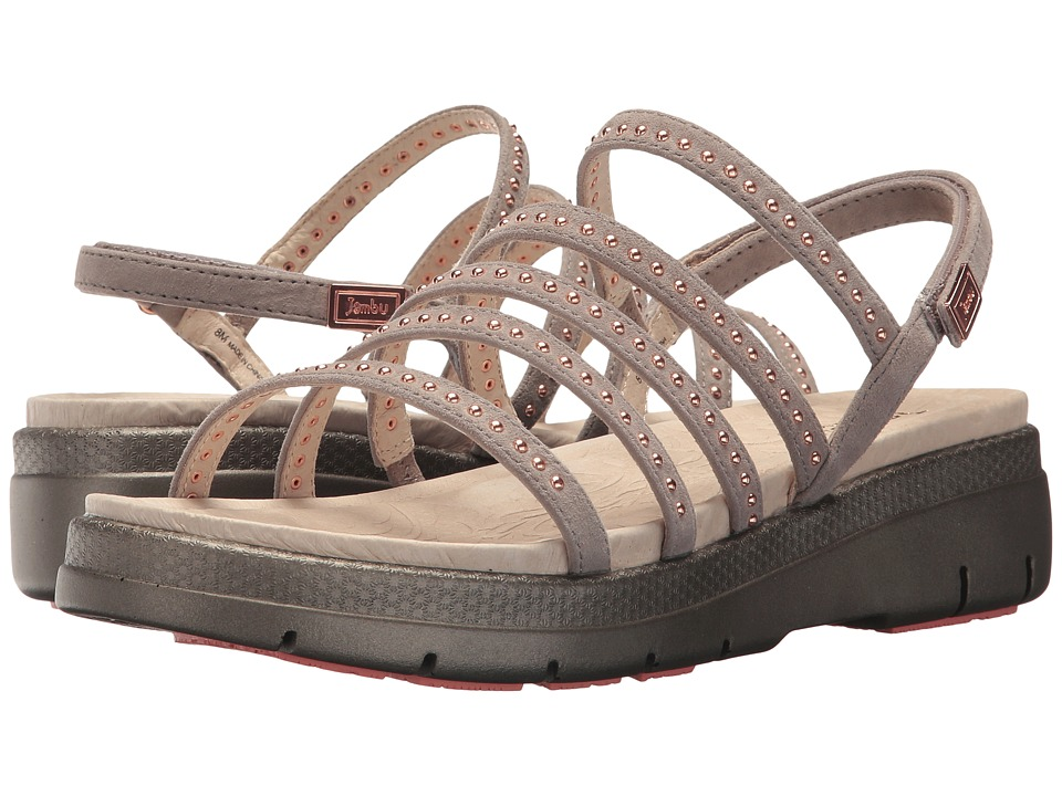 Jambu - Elegance (Light Taupe) Womens Shoes