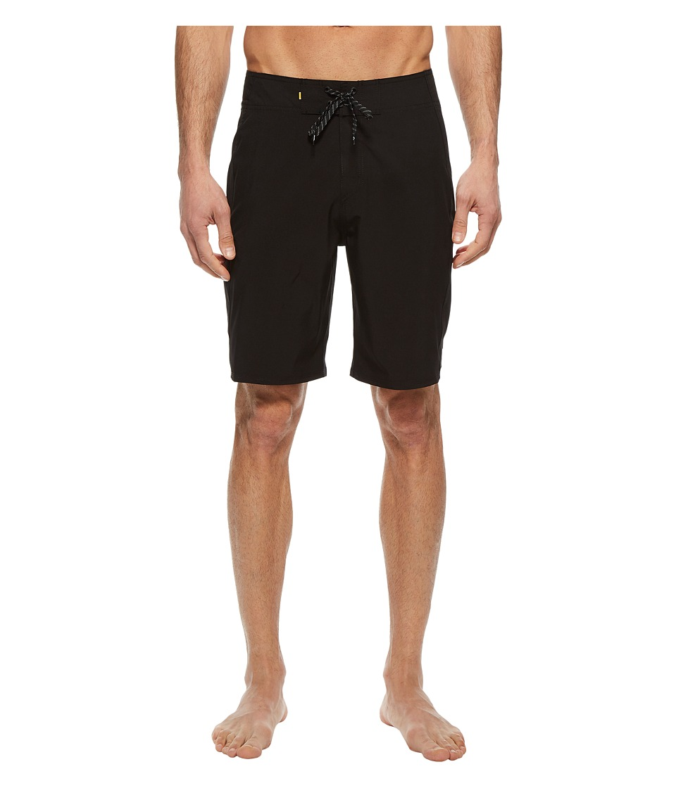 Quiksilver Waterman Makana Boardshorts (Black) Men