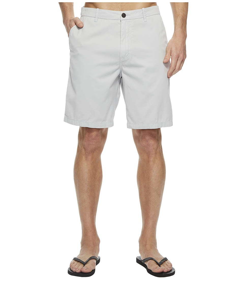 Quiksilver Waterman - Down Under 4 Walkshorts (High-Rise) Mens Shorts