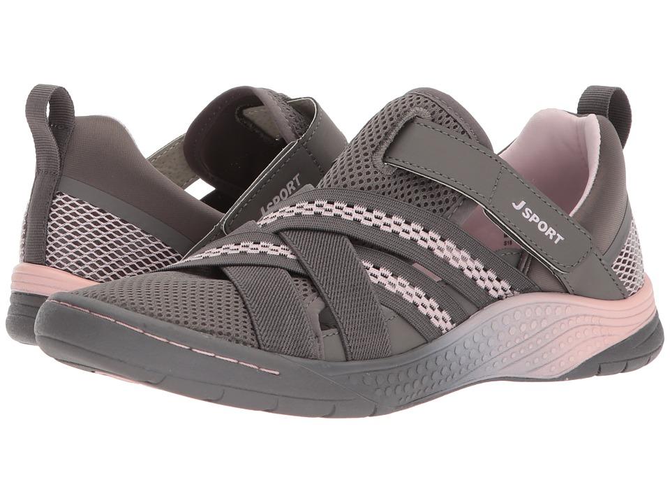 JBU - Essex (Dark Grey/Petal) Women's Shoes