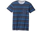 Quiksilver Kids Quiksilver Kids Bayo Pocket Short Sleeve Top (Big Kids)
