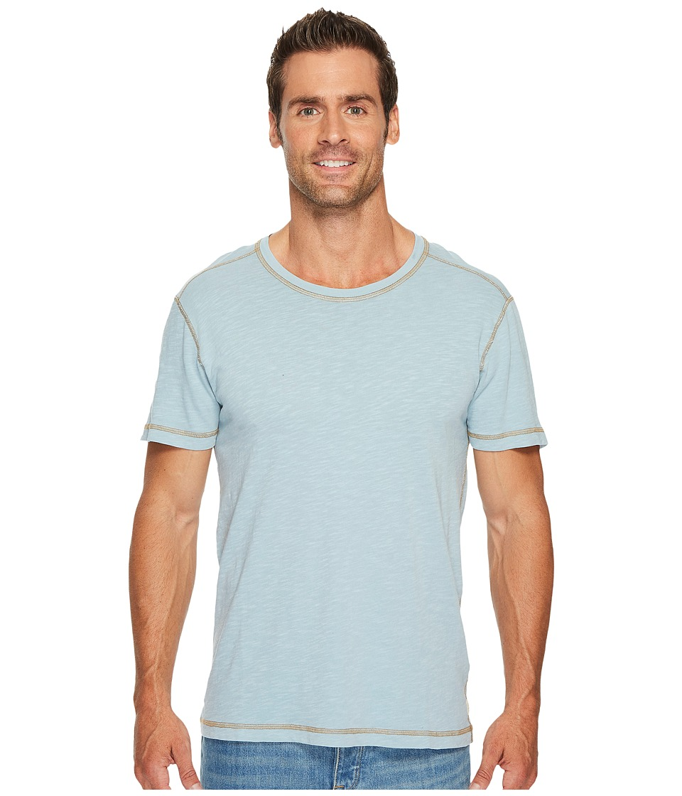 Agave Denim - Skeg Short Sleeve Slub Jersey T-Shirt