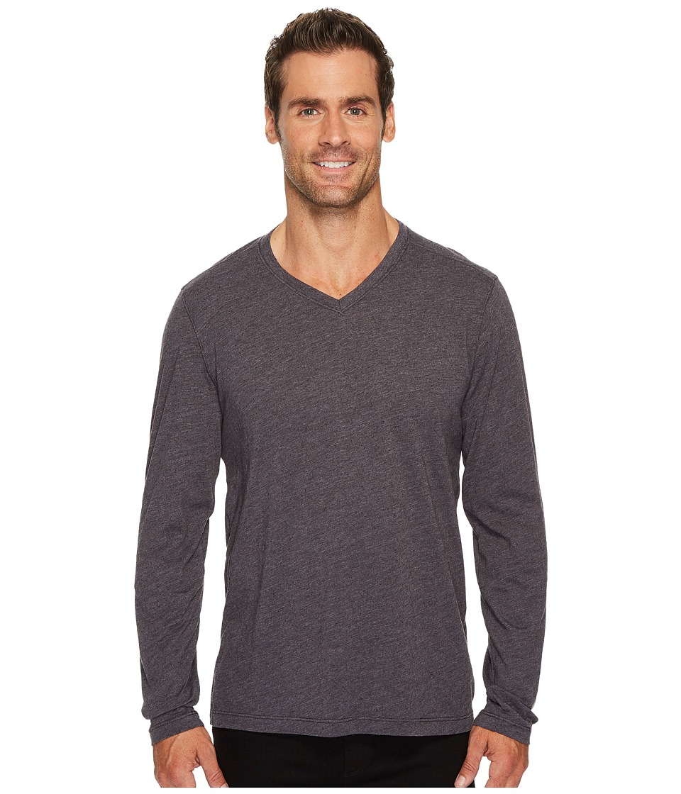 Agave Denim - Feathering Long Sleeve Neps Jersey T