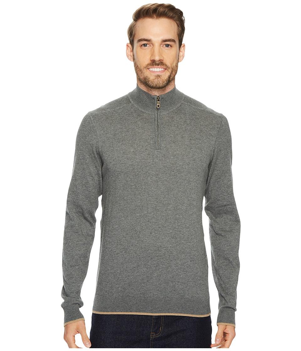 Agave Denim - Latitude Long Sleeve 1/4 Zip 14GG Sweater