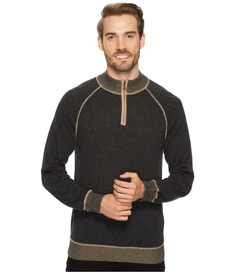 Agave Denim - Victory at Sea Long Sleeve 1/4 Zip 12GG Sweater