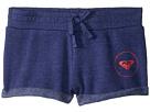 Roxy Kids Sweet Mystery Round Corpo Shorts (Big Kids)