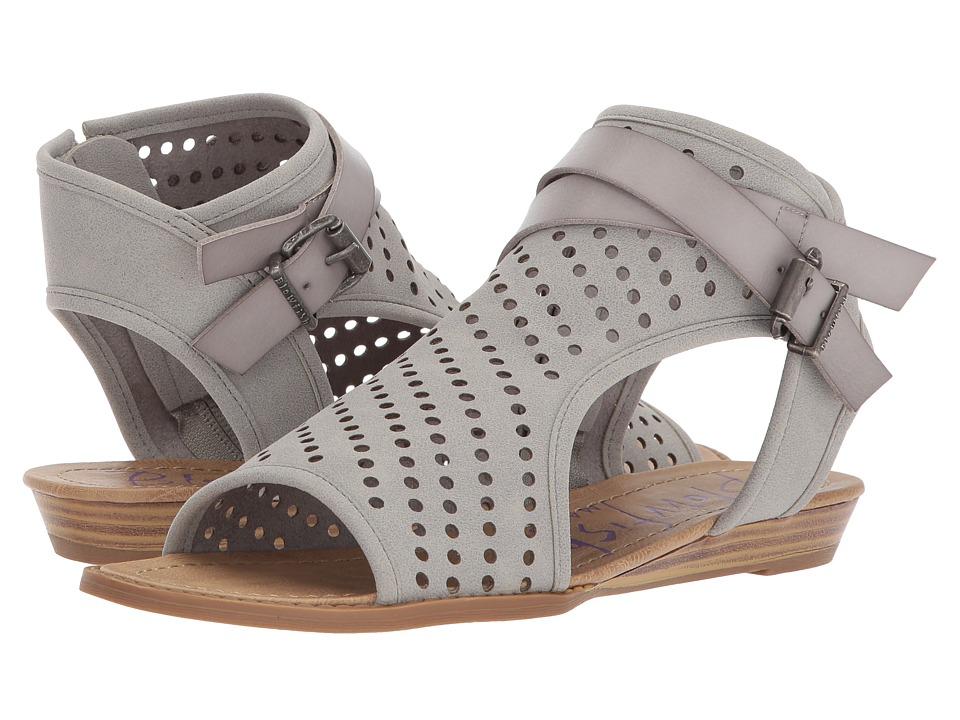 Blowfish - Balla-B (Ash Sport Suede/Dyecut PU) Women's Sandals