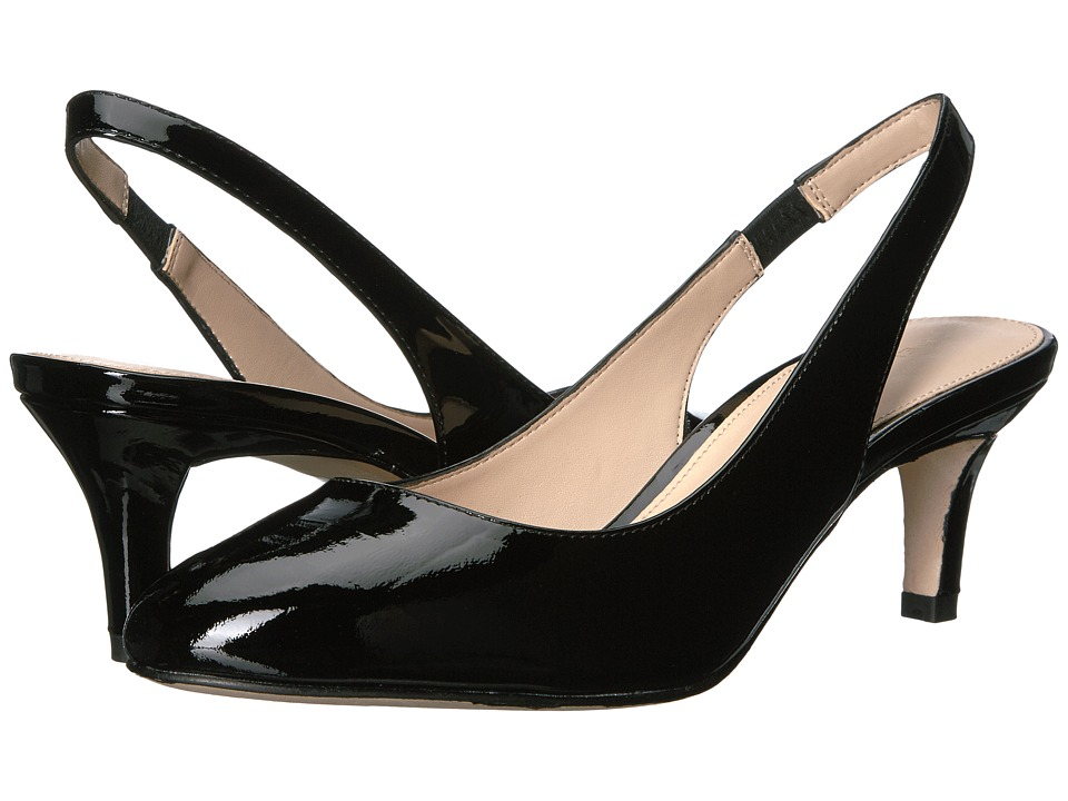 Pelle Moda Kadance (Black Patent) Women