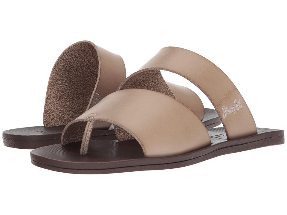 Blowfish - Deel (Birch Dyecut PU) Women's Sandals