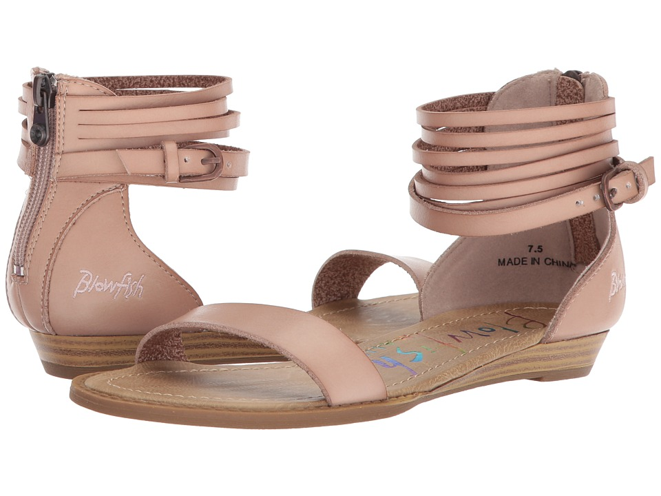 Blowfish - Becha (Blush Dyecut PU) Women's Sandals