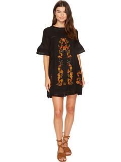 Lilla p black dress victorian