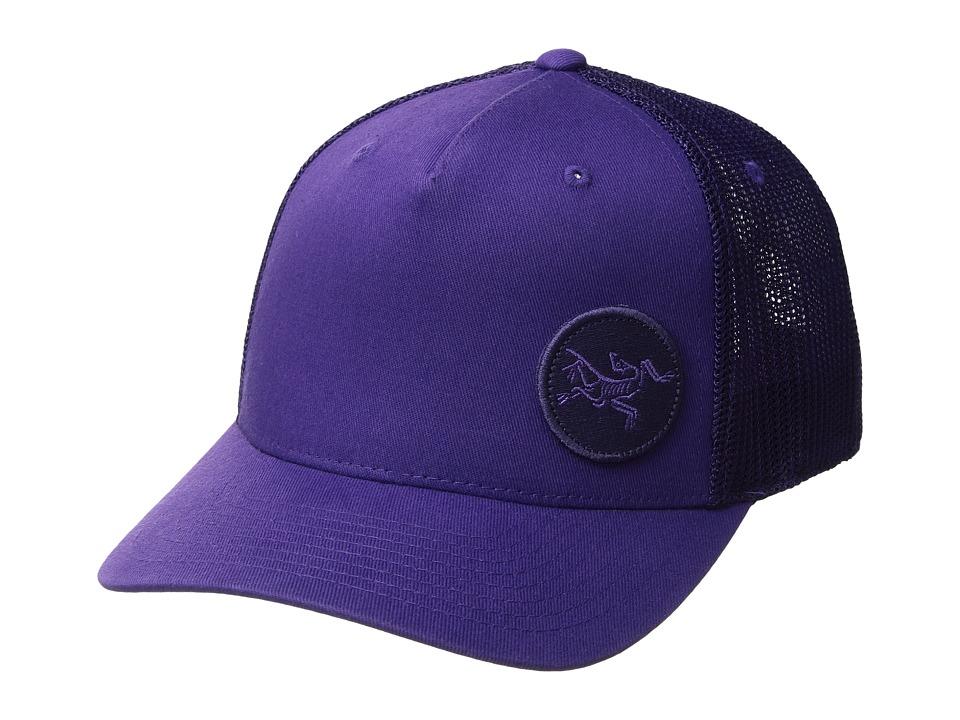 Arcteryx - Patch Trucker Hat (Azalea) Caps