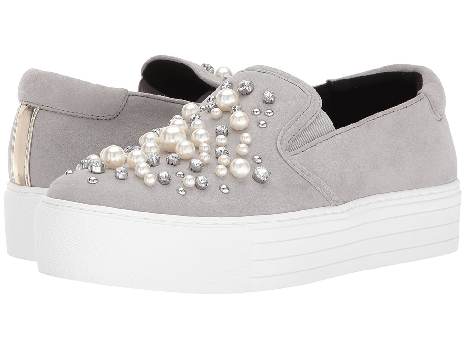 Kenneth Cole New York Ashby Pearl (Grey Suede) Women