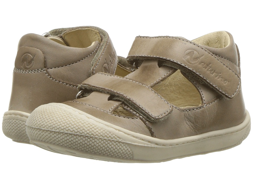 Naturino - 4684 SS18 (Toddler) (Tan) Boys Shoes