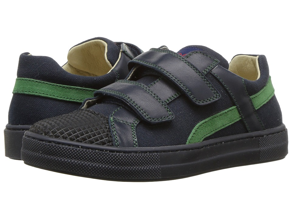 Naturino - 4453 SS18 (Toddler/Little Kid/Big Kid) (Navy Multi) Boys Shoes