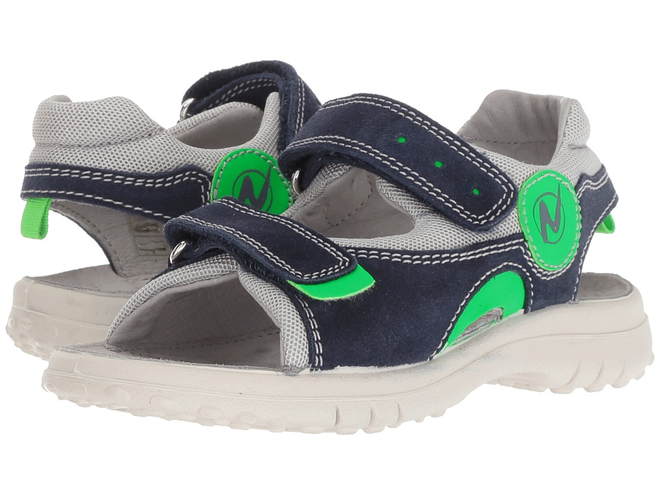 Naturino - 5696 SS18 (Toddler/Little Kid) (Navy) Boys Shoes