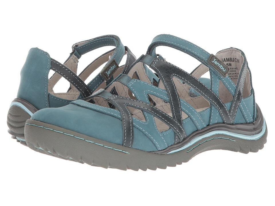 Jambu - Tangerine (Teal) Womens Shoes