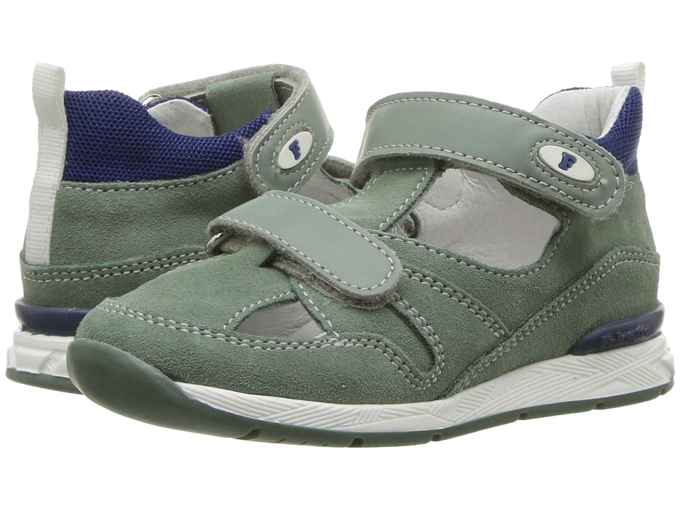 Naturino - Cody SS18 (Toddler) (Green) Boys Shoes