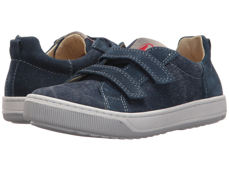 Naturino - Caleb VL SS18 (Toddler/Little Kid/Big Kid) (Denim) Boys Shoes