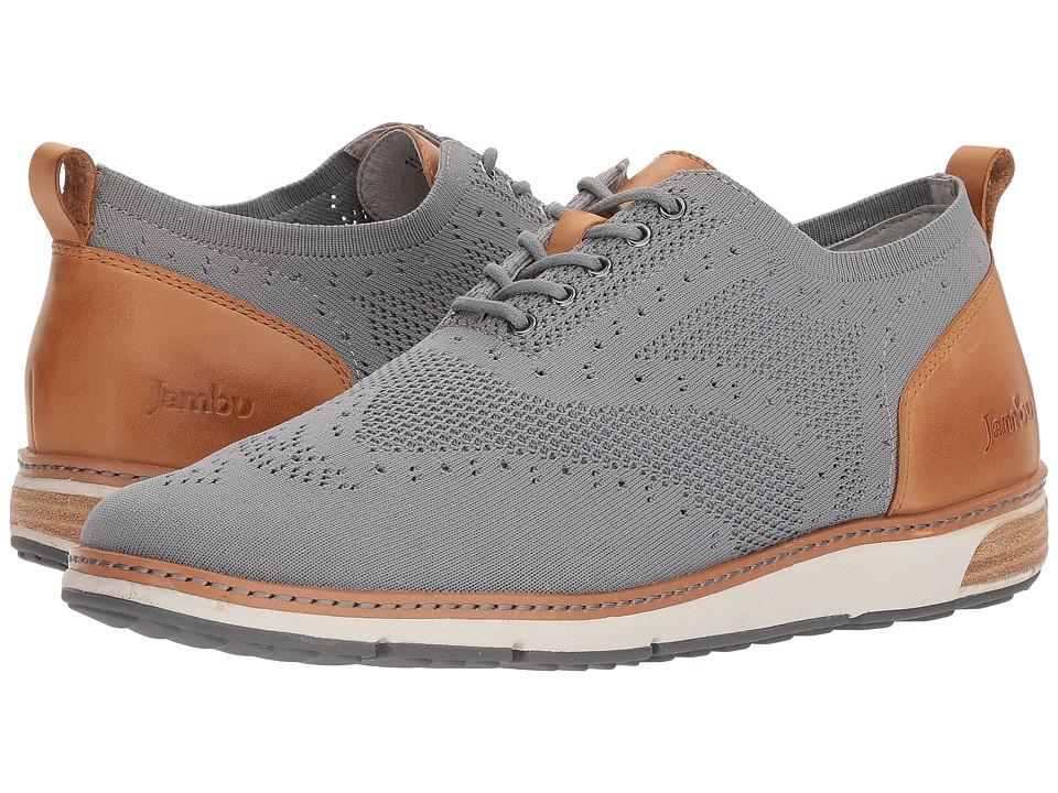 Jambu - Franklin (Grey) Mens Shoes