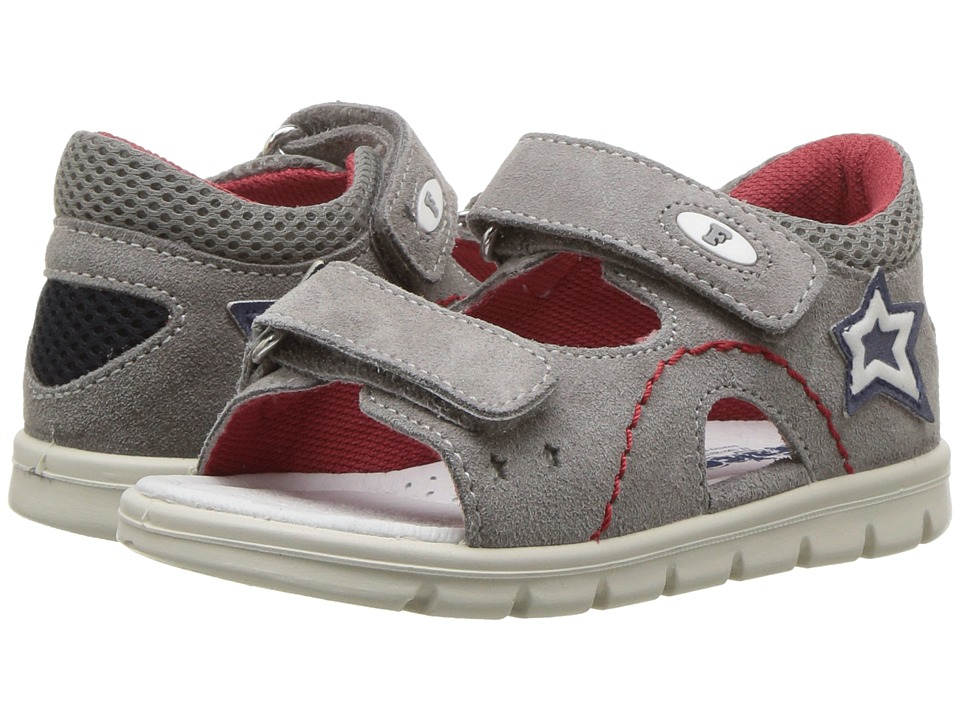Naturino - Falcotto 1627 SS18 (Toddler) (Grey) Boys Shoes