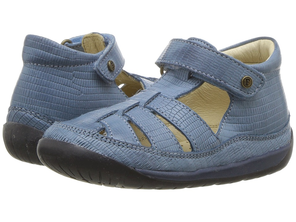 Naturino - Falcotto 163 VL SS18 (Toddler) (Denim) Boys Shoes