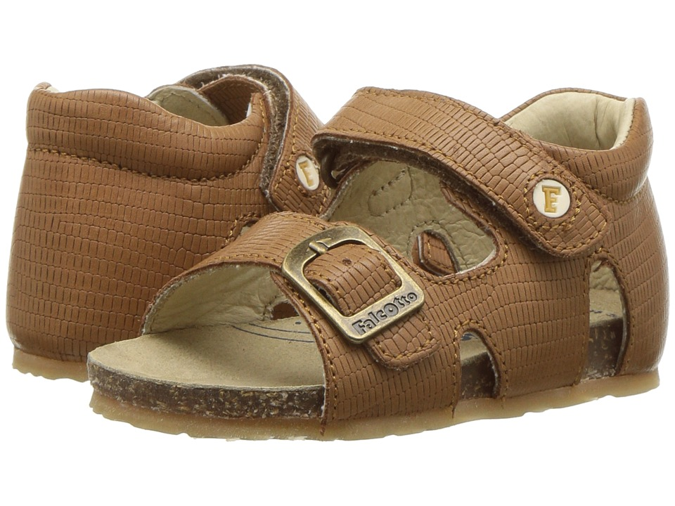 Naturino - Falcotto 1406 SS18 (Toddler) (Brown) Boys Shoes
