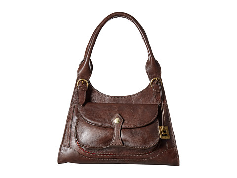 Scully Charlotte Hobo Handbag - Brown