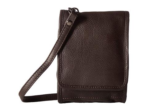 Scully Stadium Bag Plus - Brown