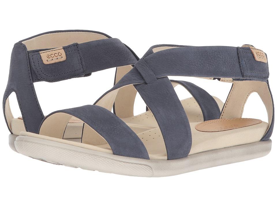 ECCO - Damara Casual Sandal (Ombre Cow Nubuck) Women's Sandals